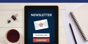 Il codice GDPR e l'adeguamento alle newsletter